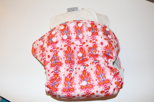 Rumparooz makes a thick, fluffy pocket diaper