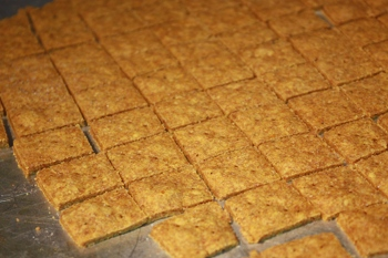 Vegan Cracker Recipe