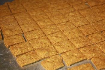 Vegan Cracker Recipe