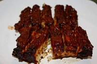 Tempeh BBQ Ribz Recipe