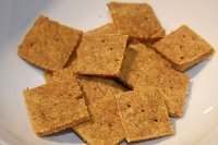 Vegan Cheese Crackers